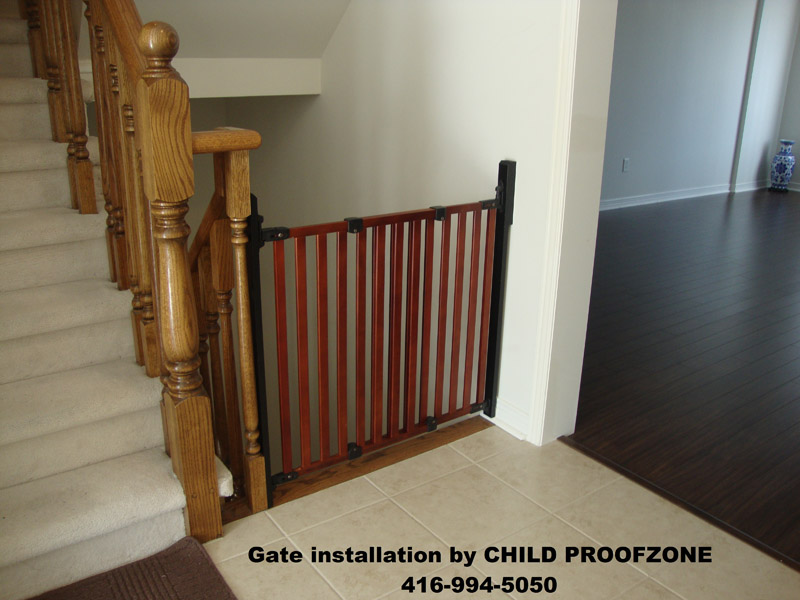Toronto Child Safety Child Proofzone Baby Proofing