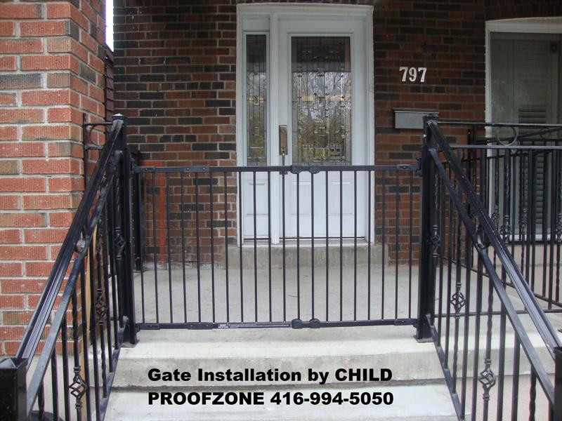 Toronto Child Safety Child Proofzone Baby Proofing